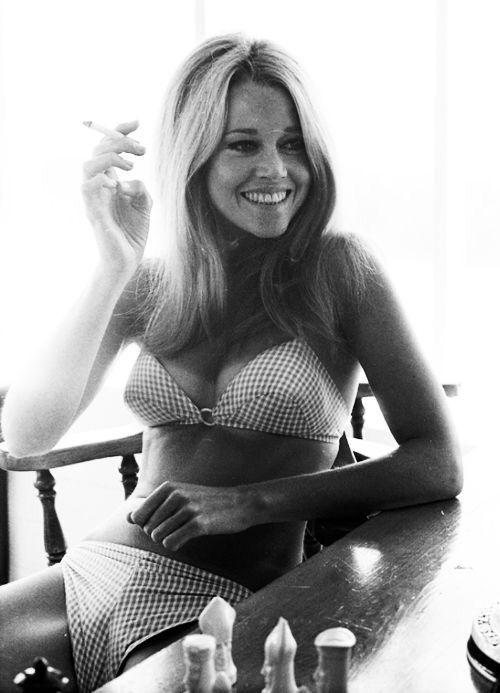Джейн Фонда, 1960-е.