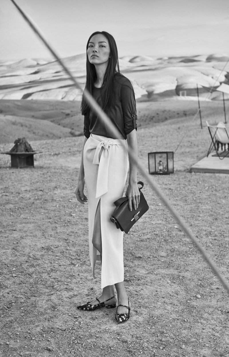 Фотосессия для Massimo Dutti