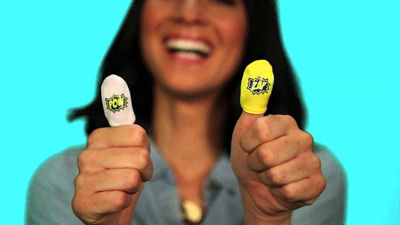 5. «Носки» на большие пальцы Вплоть до августа 2014 года на сайте DoSomething.org всем интересующимс