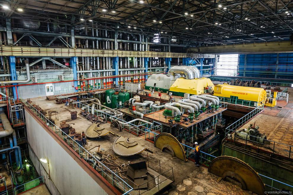 4. Сегодня Гусиноозёрская ГРЭС — это шесть энергоблоков с общей установленной электрической мощ