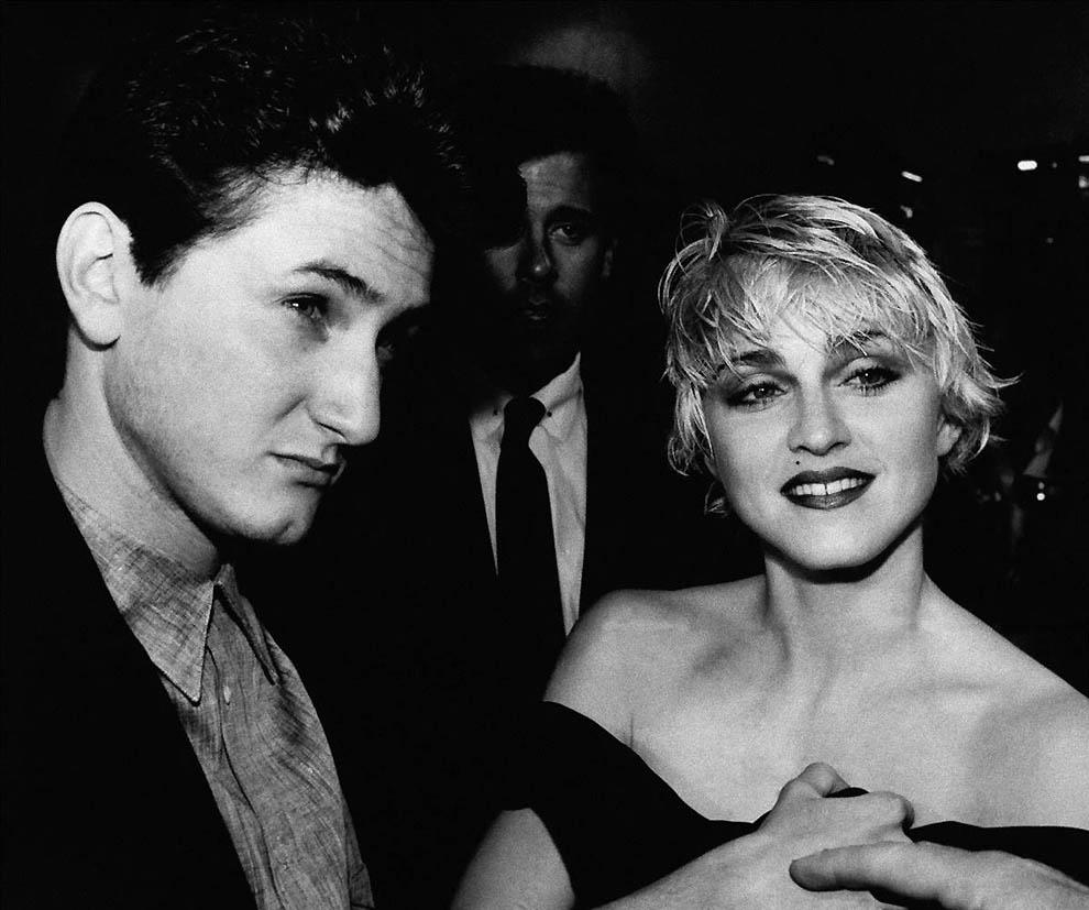 24. Безумная любовь Пенна и Мадонны послужила поводом сняться вместе в картине