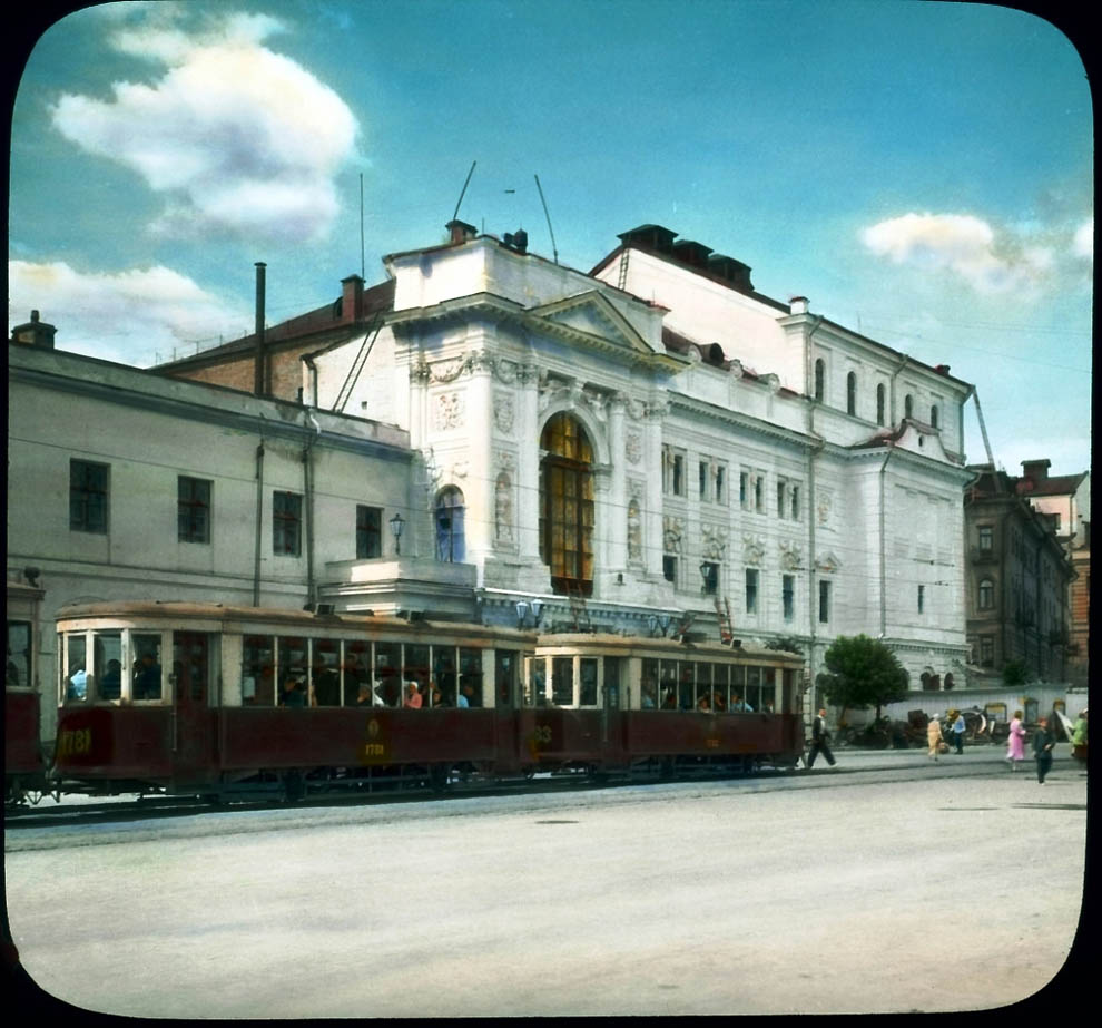 2-й МХАТ (Центральный детский театр).