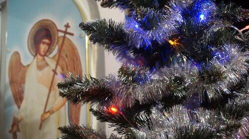 Рождественская служба 2017г