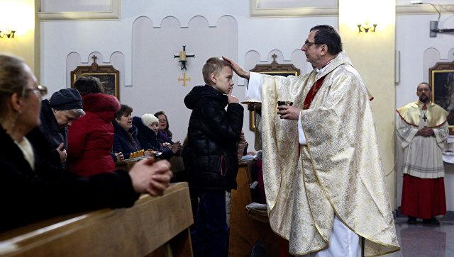 Посланник Папы вКиеве: вспоминать обУкраине внастоящее время не популярно