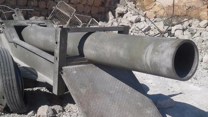 Боевики снова захватили лагерь беженцев впригороде Алеппо