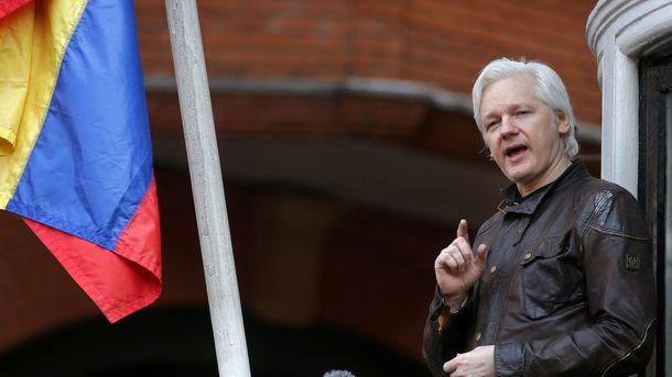 Ассанжа арестуют после выхода изпосольства Эквадора