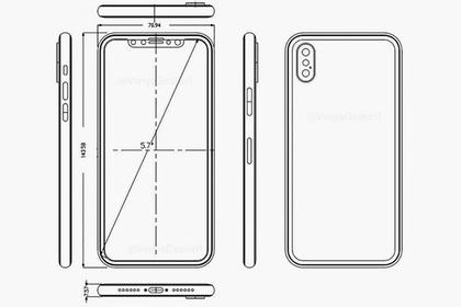 Дизайнеры чехла для iPhone 8 случайно раскрыли внешний облик самого девайса