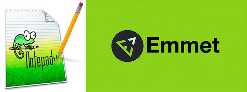Установка и настройка плагина Emmet на Notepad++