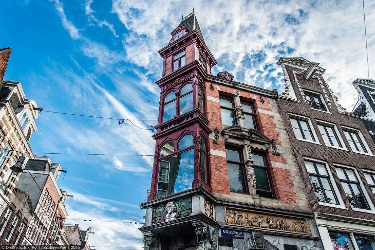 Амстердам, в котором хочется жить— фотографии столицы Нидерландов