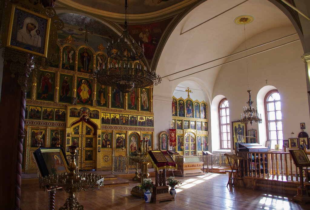 Ильинское МО. Храм Рождества Христова