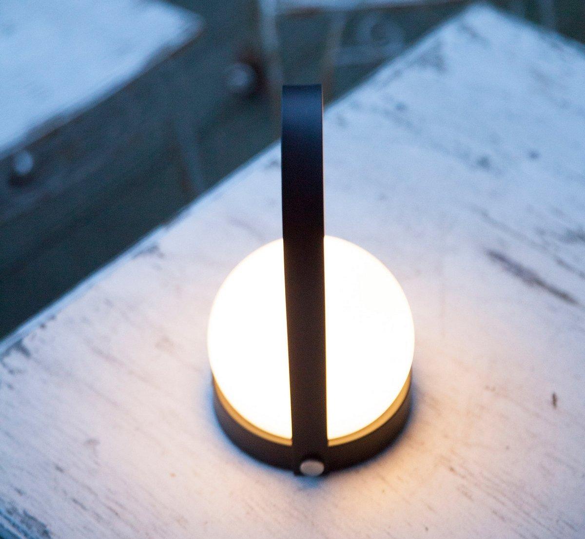 Светодиодный фонарь от Norm Architects