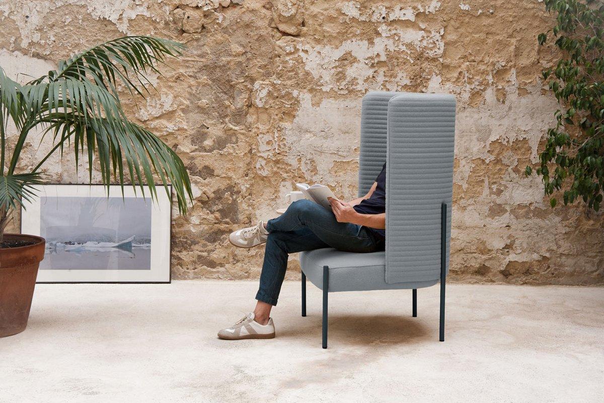 Комфортабельное кресло от PerezOchando