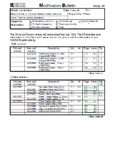 service - Инструкции (Service Manual, UM, PC) фирмы Ricoh - Страница 2 0_1b1d29_384e3f14_orig