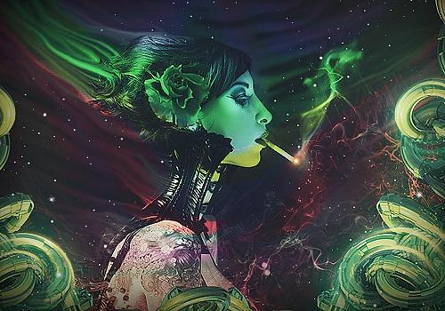 Cool Digital Art by Gary Davis