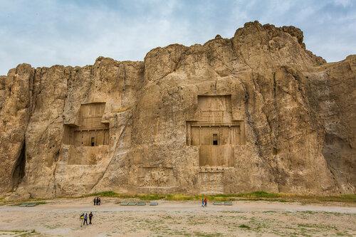 Иран в Картинках: Йезд и окрестности