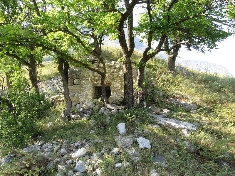 Полуподземный склеп, Эгикал