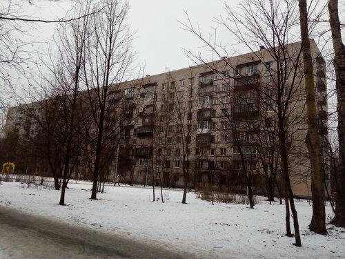 Бухарестская ул. 33к2