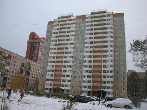 ул. Подвойского 24к3