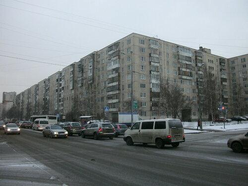 Искровский пр. 15к1