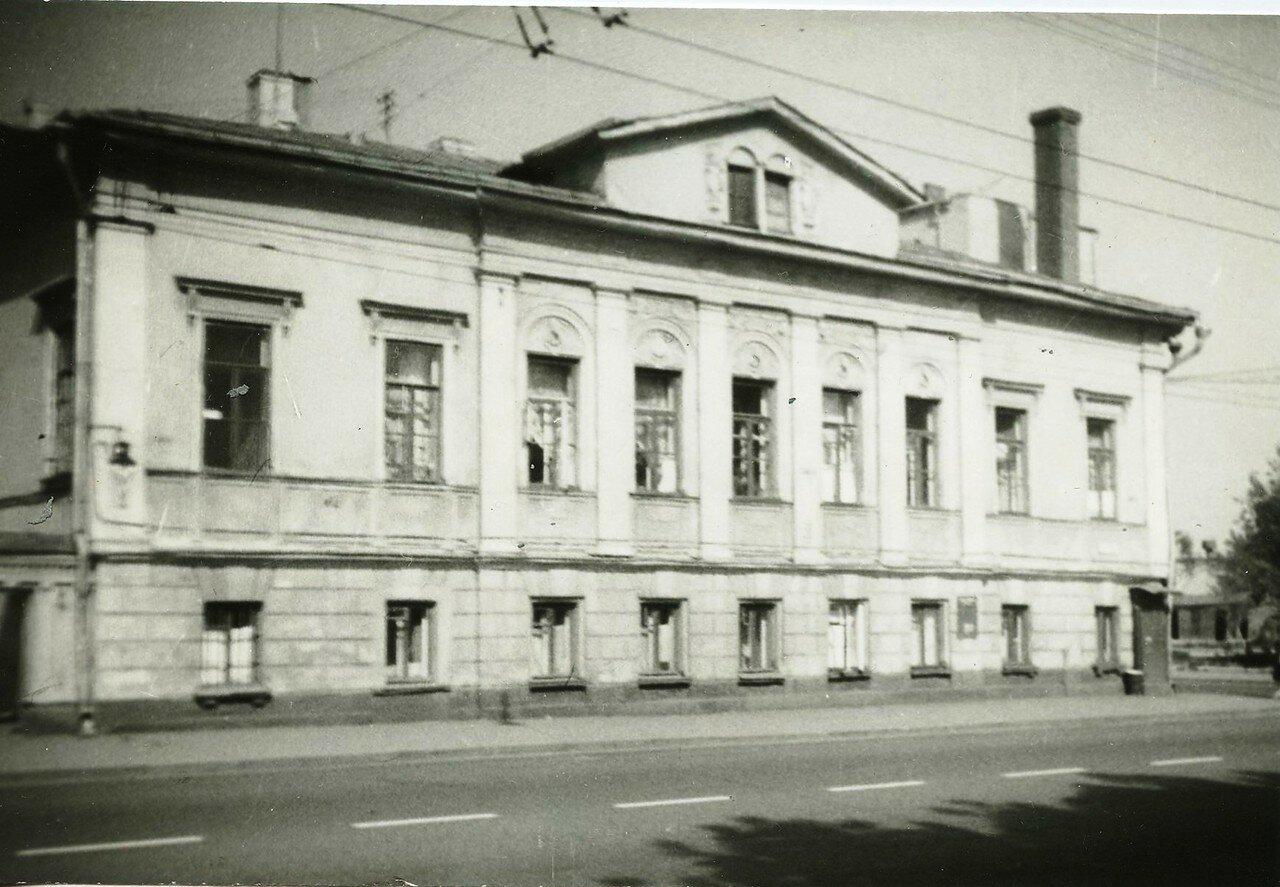 1960-е. Большая Полянка