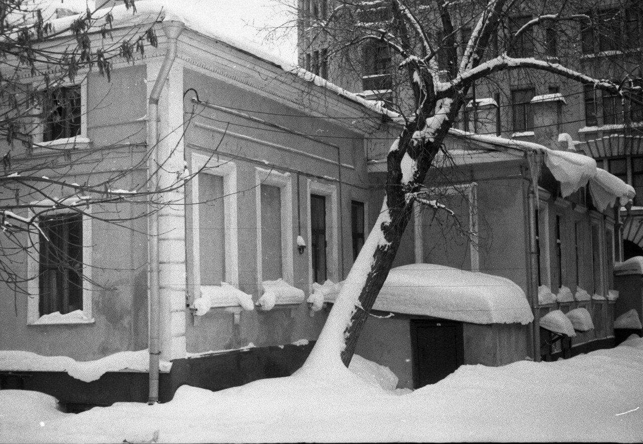 1963. Кропоткинская улица, №18