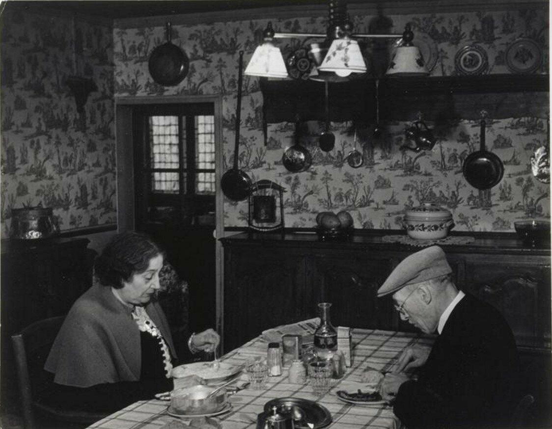1936. Тет-а-тет