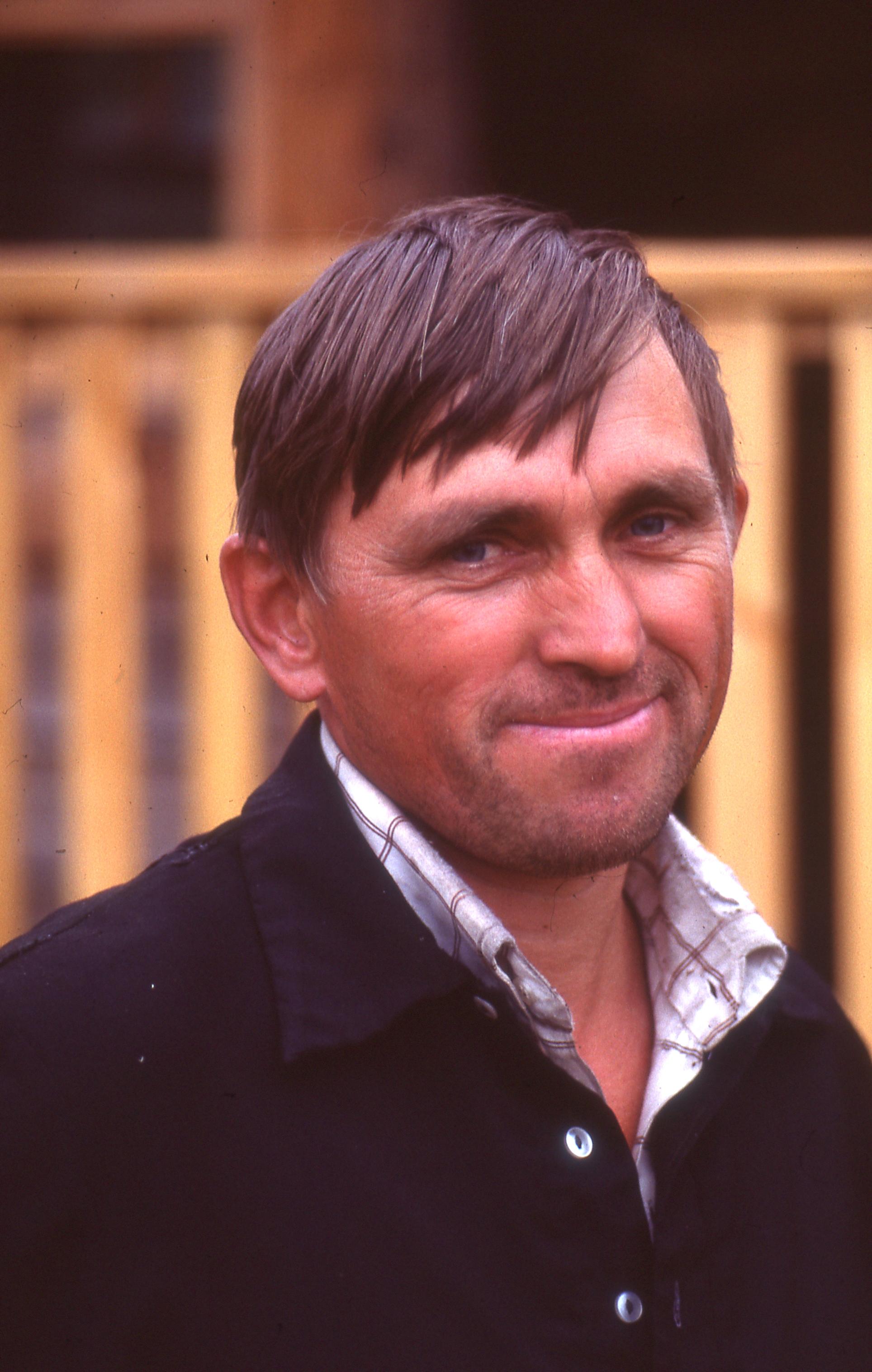 1985. На Транссибе