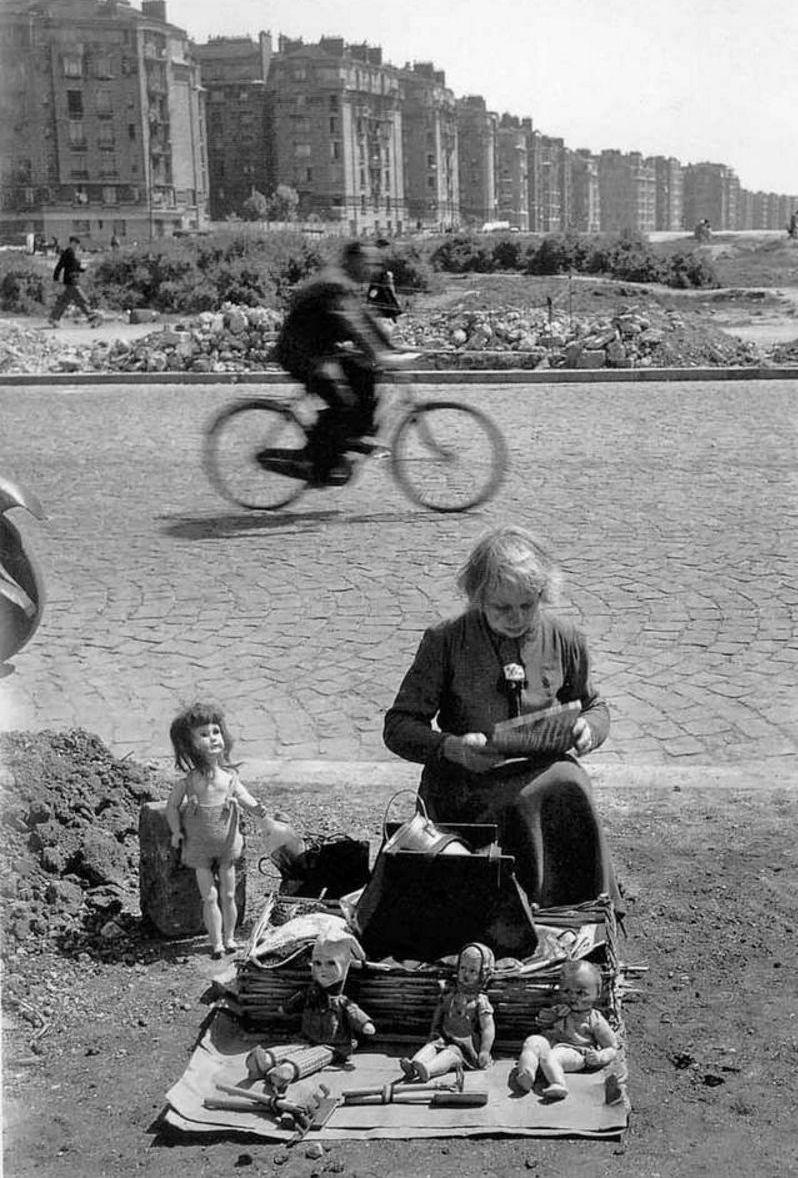 1948. Порт-де-Ванв. Париж