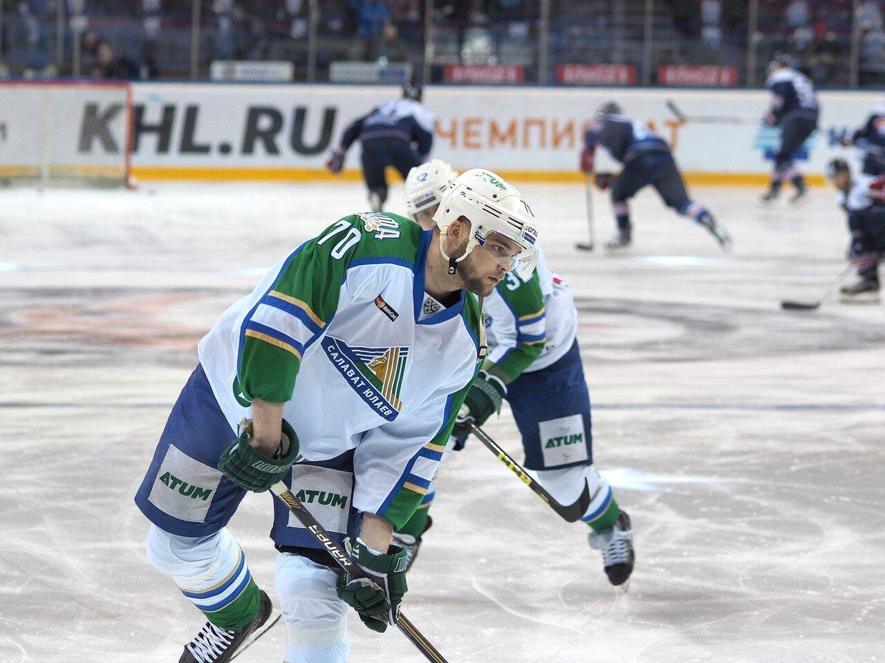 16Плей-офф 2016 Восток Финал Металлург - Салават Юлаев 23.03.2016