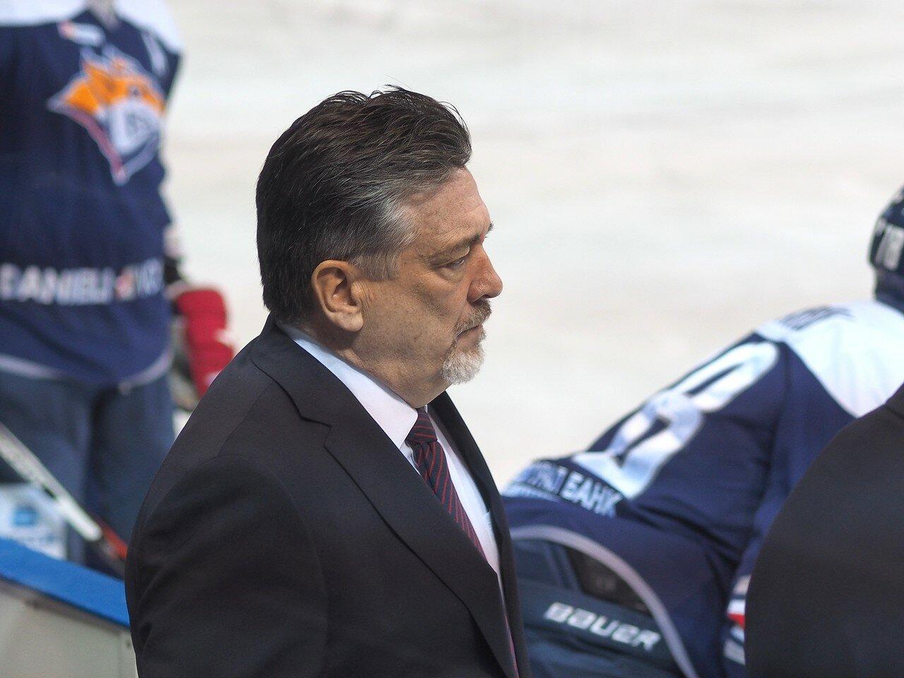 21Плей-офф 2016 Восток Финал Металлург - Салават Юлаев 23.03.2016