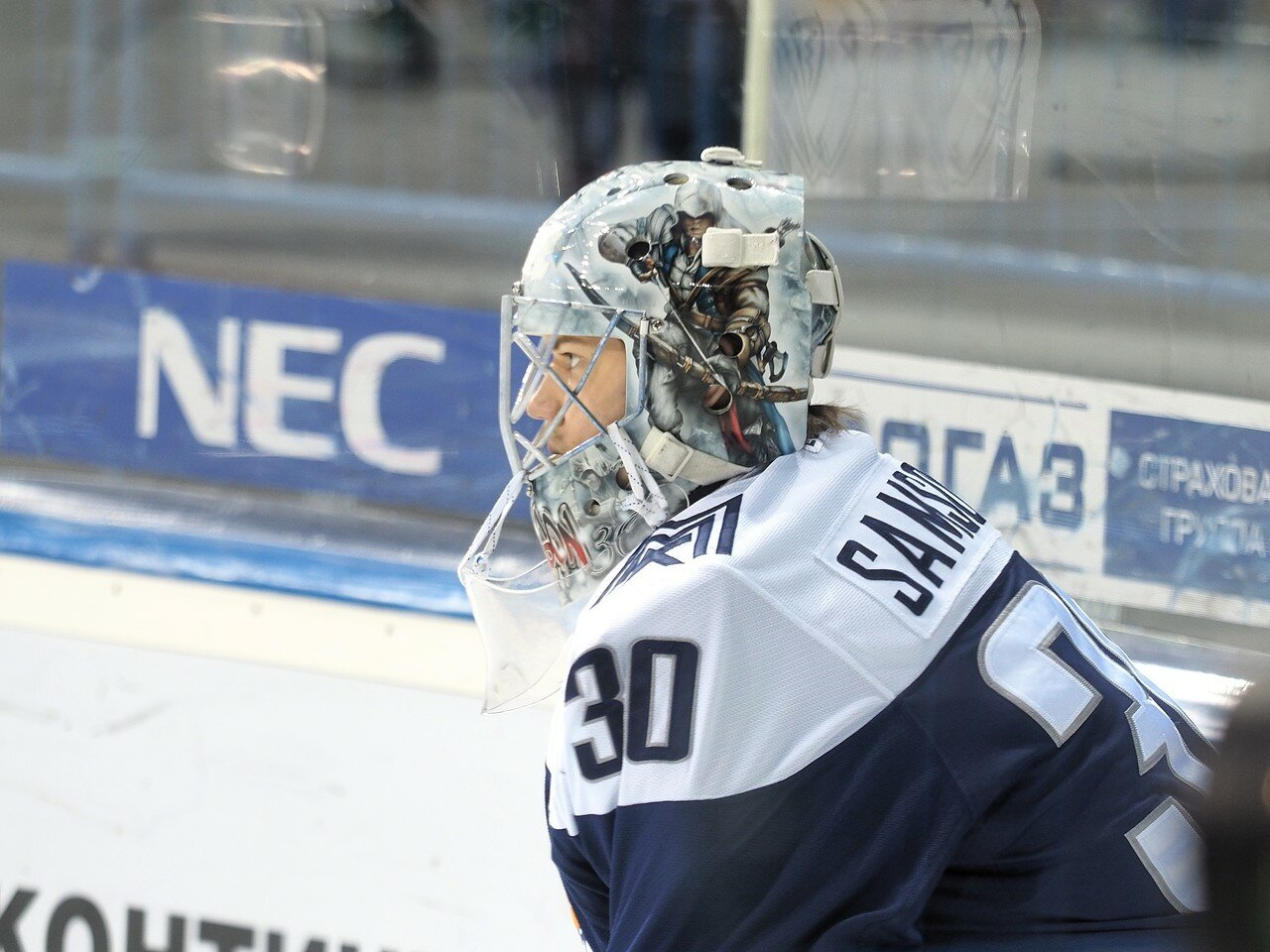 32Плей-офф 2016 Восток Финал Металлург - Салават Юлаев 23.03.2016