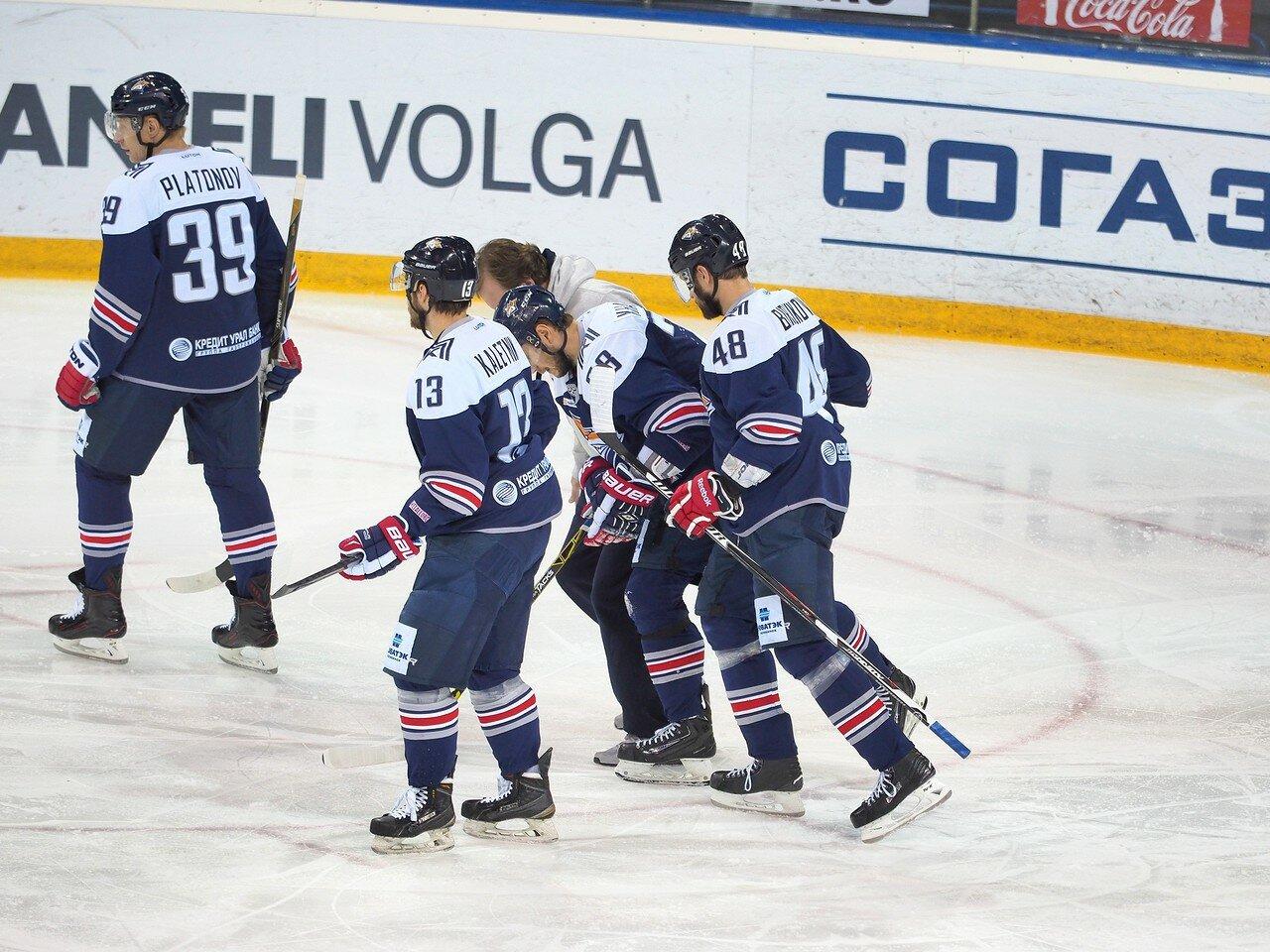 67Плей-офф 2016 Восток Финал Металлург - Салават Юлаев 23.03.2016