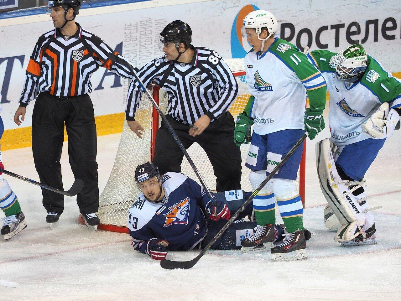 70Плей-офф 2016 Восток Финал Металлург - Салават Юлаев 23.03.2016