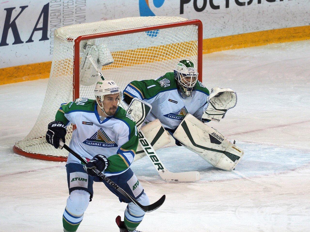 81Плей-офф 2016 Восток Финал Металлург - Салават Юлаев 23.03.2016