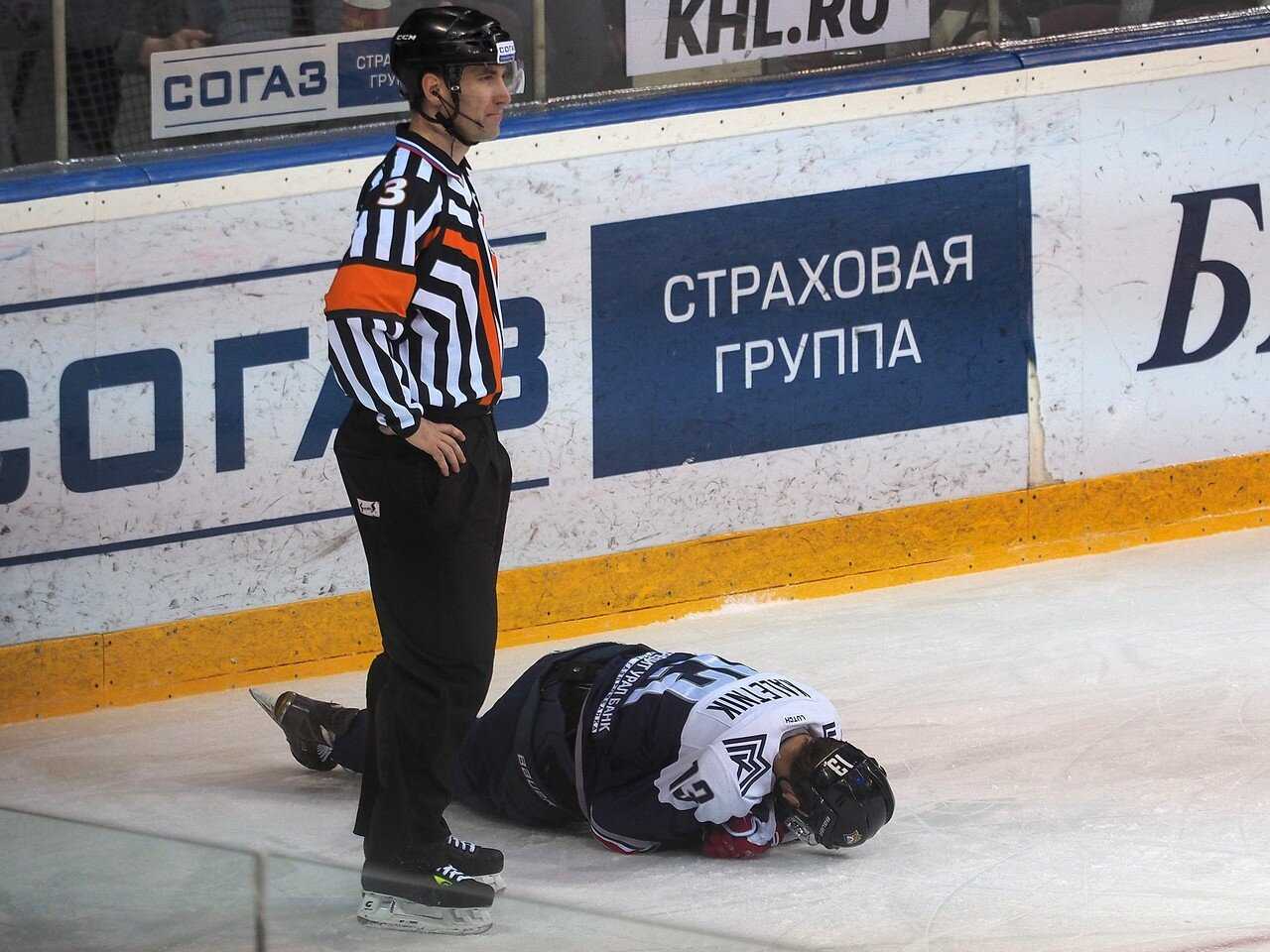 86Плей-офф 2016 Восток Финал Металлург - Салават Юлаев 23.03.2016