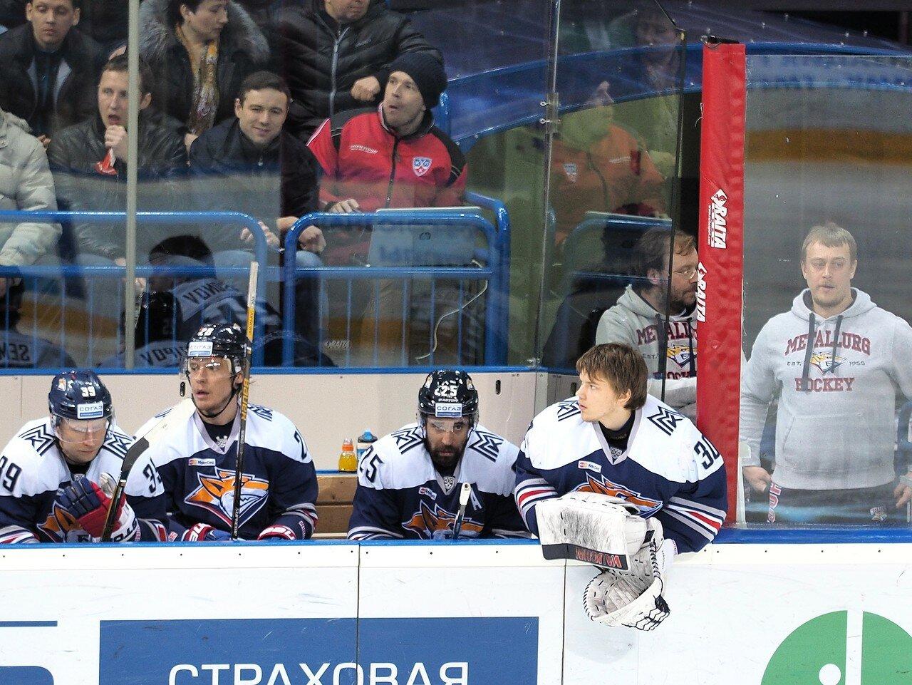 92Плей-офф 2016 Восток Финал Металлург - Салават Юлаев 23.03.2016