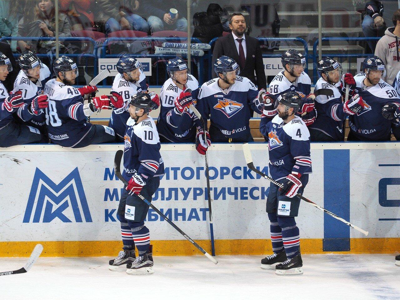 110Плей-офф 2016 Восток Финал Металлург - Салават Юлаев 23.03.2016