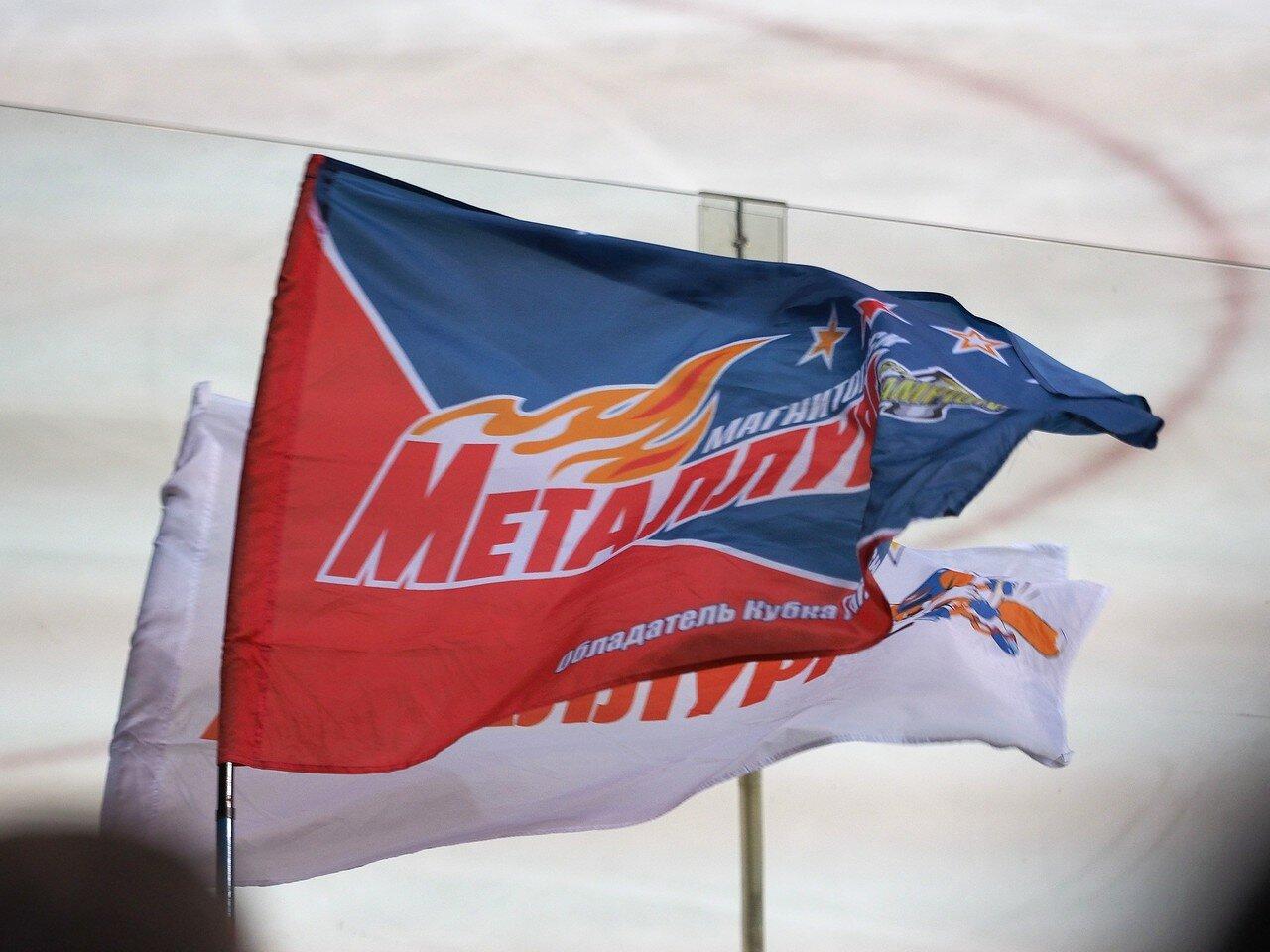 119Плей-офф 2016 Восток Финал Металлург - Салават Юлаев 23.03.2016