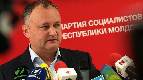 Додон шокировал своим мнением о Ленине и революции