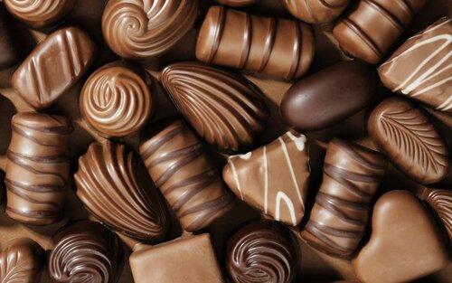 Медики советуют на завтрак употреблять шоколад