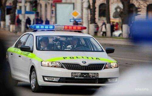 Полиция Кишинева объявила в розыск водителя-лихача