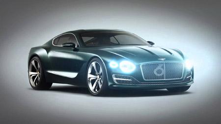 Bentley автоспорт и треки