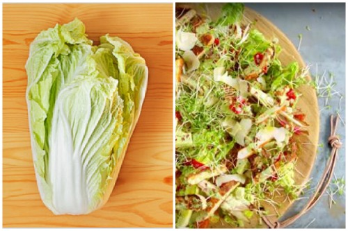 салат цезарь с кальмарами рецепт с фото