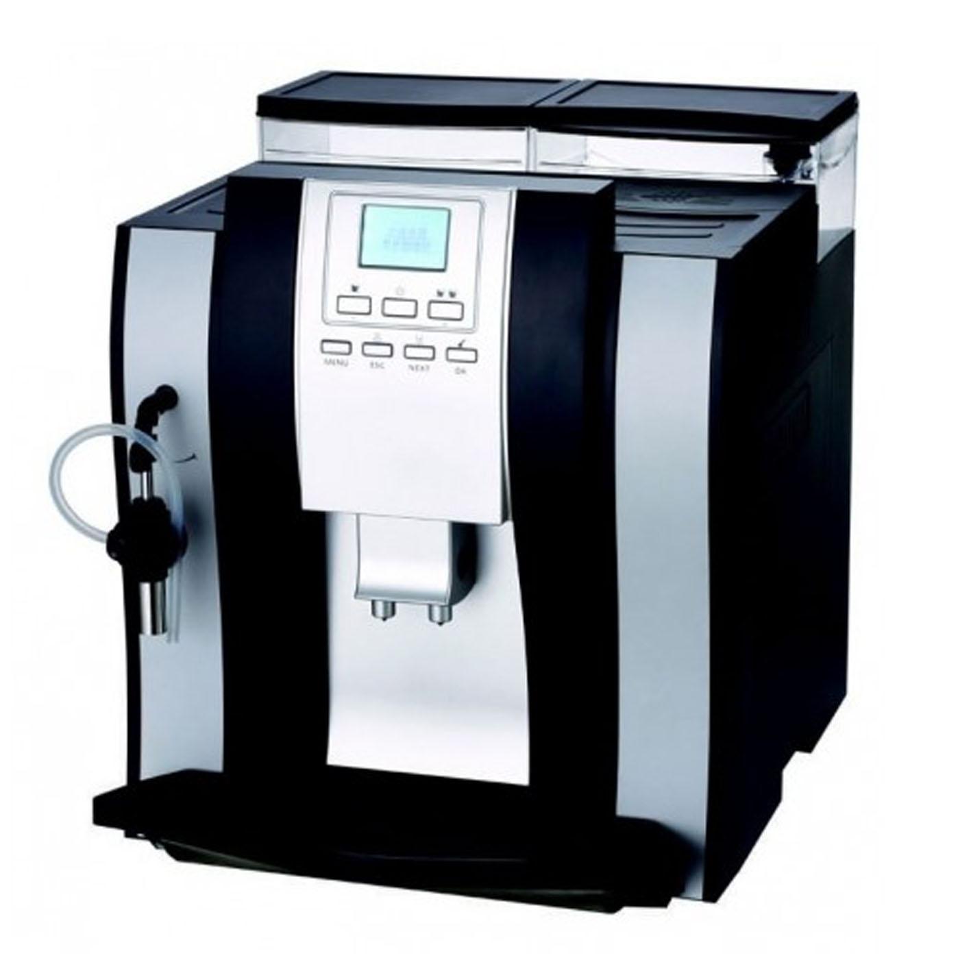4. Комбинированные кофемашины объединяют в себе кофемолку и кофеварку. Такая кофемашина может пригот