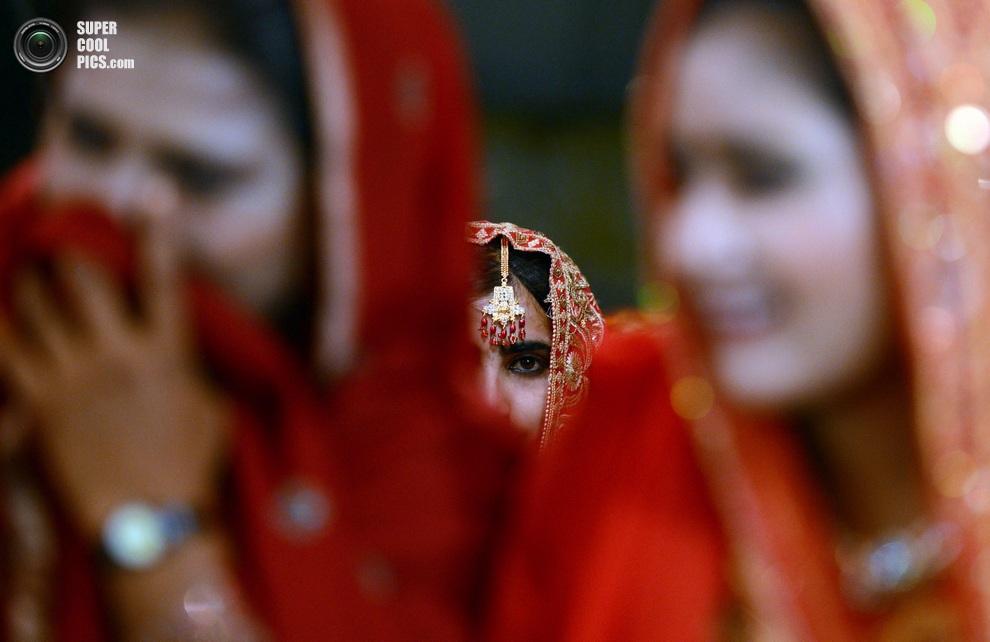 Пронзительный взгляд. (ASIF HASSAN/AFP/Getty Images)