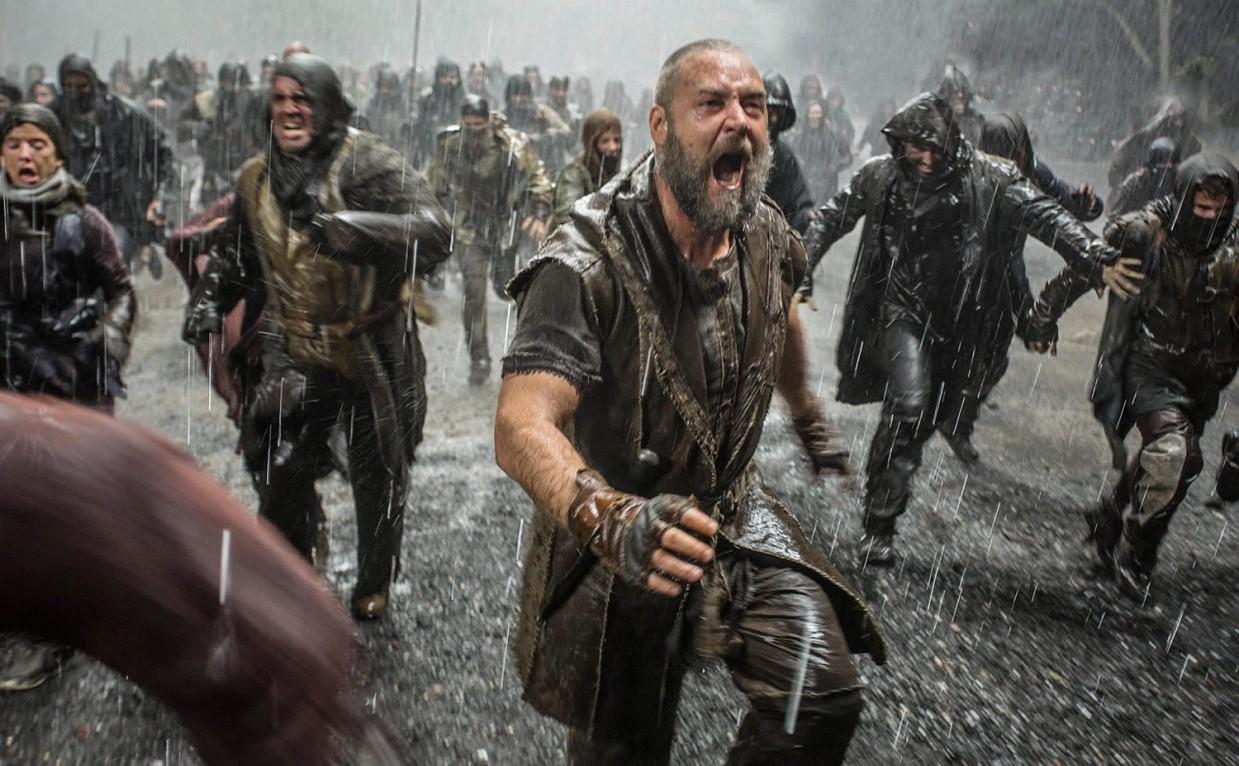 «Ной» – потрясающий эпический фильм Даррена Аронофски с Расселом Кроу в главной роли. Это кино жанра