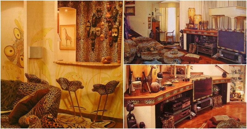 У Валерия Леонтьева есть недвижимость и в Майами, и в Испании, квартира в Москве и дом в Валенти