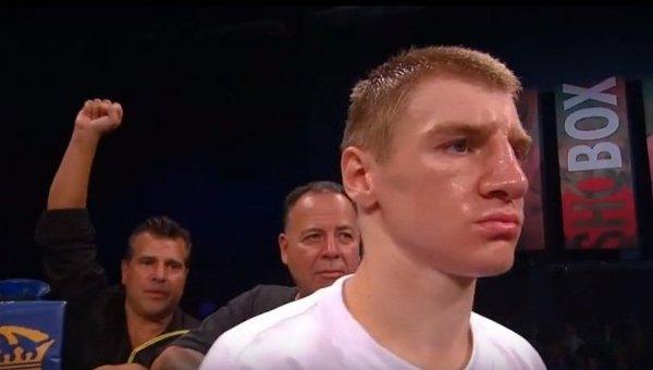 Украинец Иван Голуб вСША завоевал 1-ый чемпионский титул