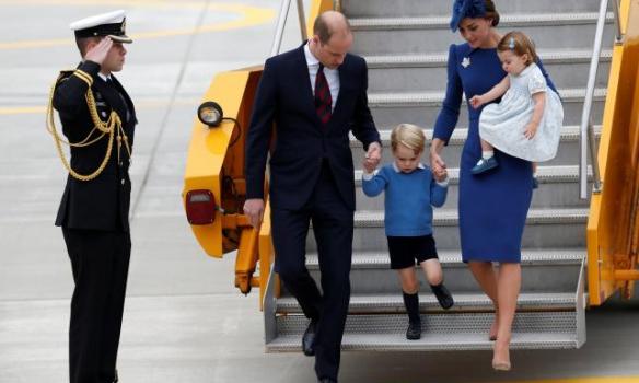 Принцу Уильяму иего супруге Кейт Мидлтон наскучили дети