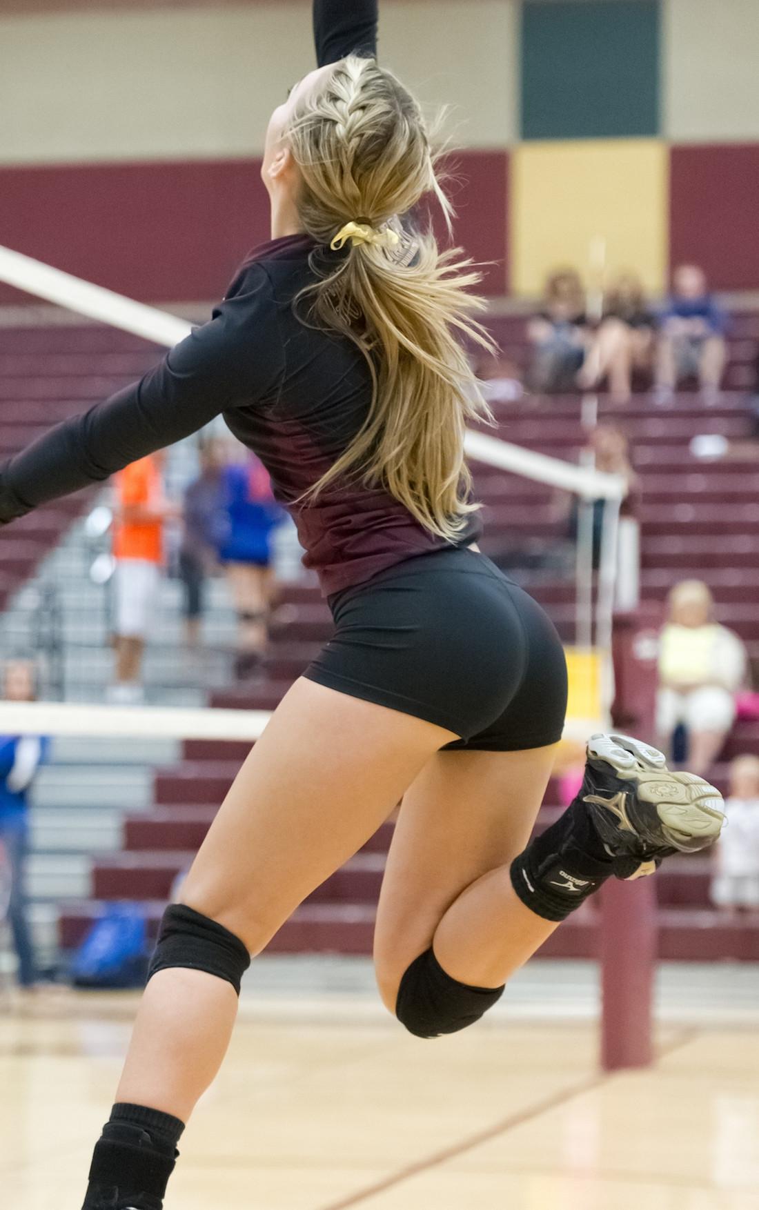 Спортивных девок пост